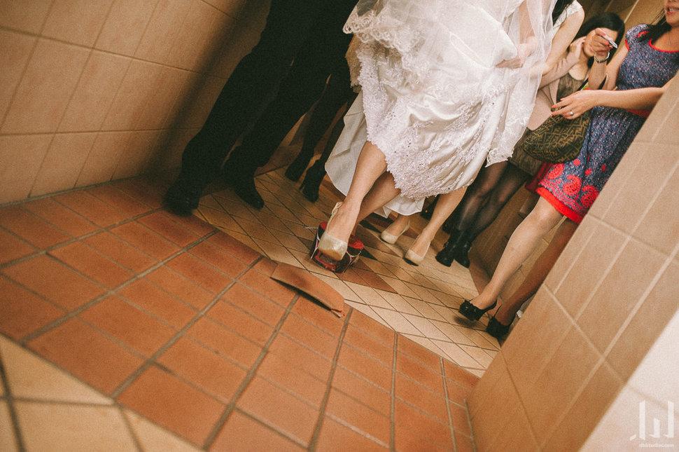 桃園婚攝  詠臻&培庭 婚禮攝影@綠光花園(編號:431114) - 達布流影像 DBL Studios - 結婚吧