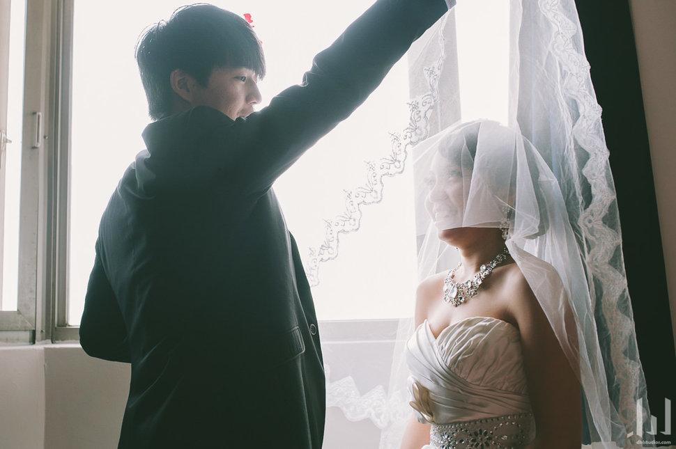桃園婚攝  詠臻&培庭 婚禮攝影@綠光花園(編號:431117) - 達布流影像 DBL Studios - 結婚吧