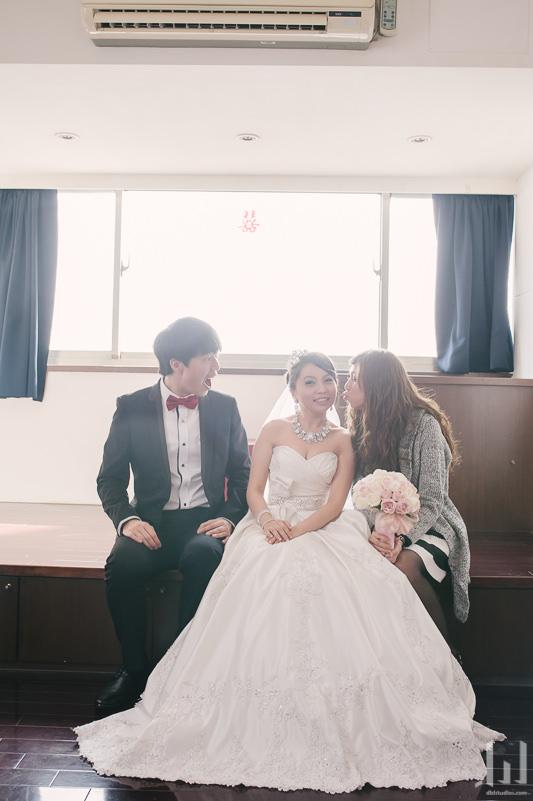 桃園婚攝  詠臻&培庭 婚禮攝影@綠光花園(編號:431123) - 達布流影像 DBL Studios - 結婚吧