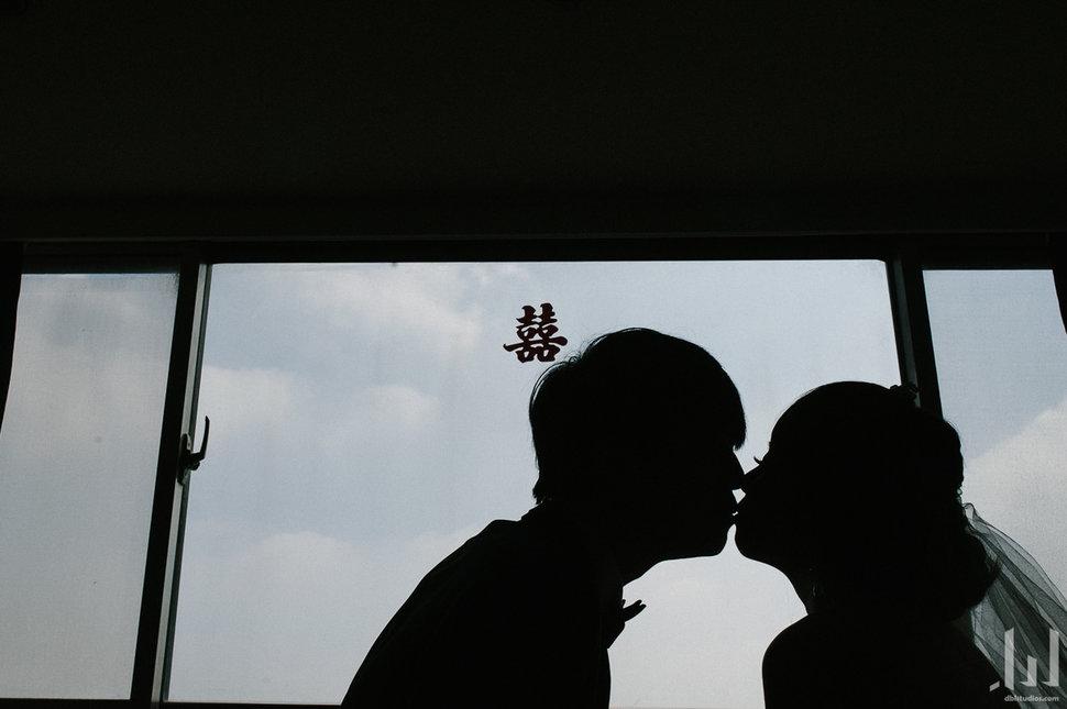 桃園婚攝  詠臻&培庭 婚禮攝影@綠光花園(編號:431124) - 達布流影像 DBL Studios - 結婚吧