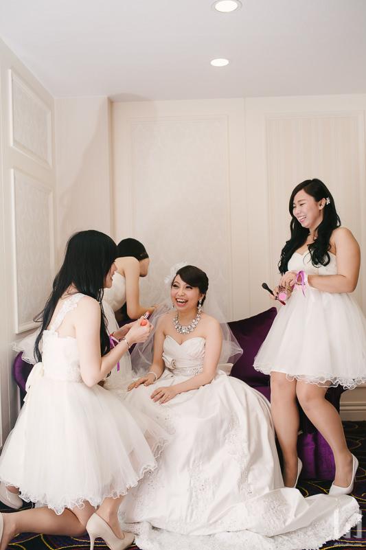 桃園婚攝  詠臻&培庭 婚禮攝影@綠光花園(編號:431132) - 達布流影像 DBL Studios - 結婚吧