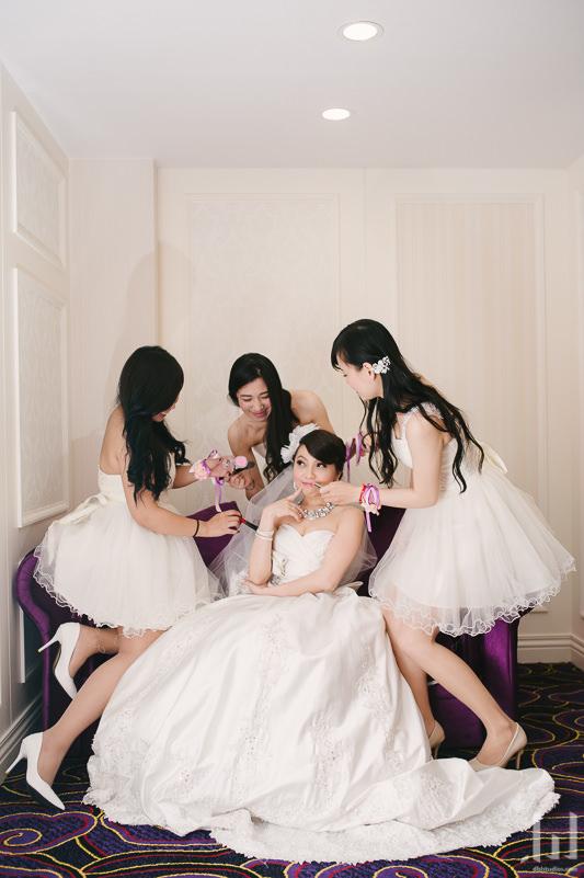 桃園婚攝  詠臻&培庭 婚禮攝影@綠光花園(編號:431134) - 達布流影像 DBL Studios - 結婚吧