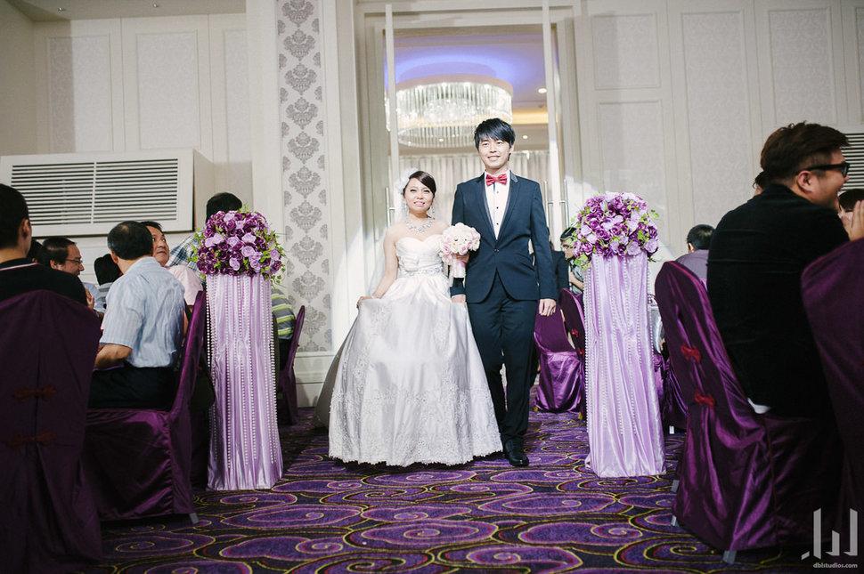 桃園婚攝  詠臻&培庭 婚禮攝影@綠光花園(編號:431140) - 達布流影像 DBL Studios - 結婚吧