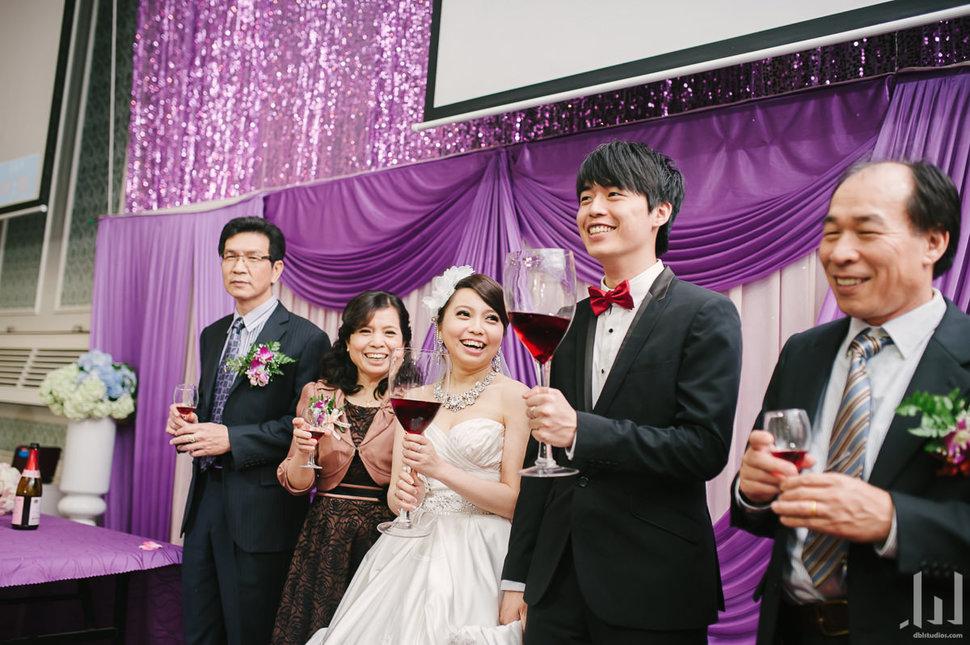 桃園婚攝  詠臻&培庭 婚禮攝影@綠光花園(編號:431144) - 達布流影像 DBL Studios - 結婚吧