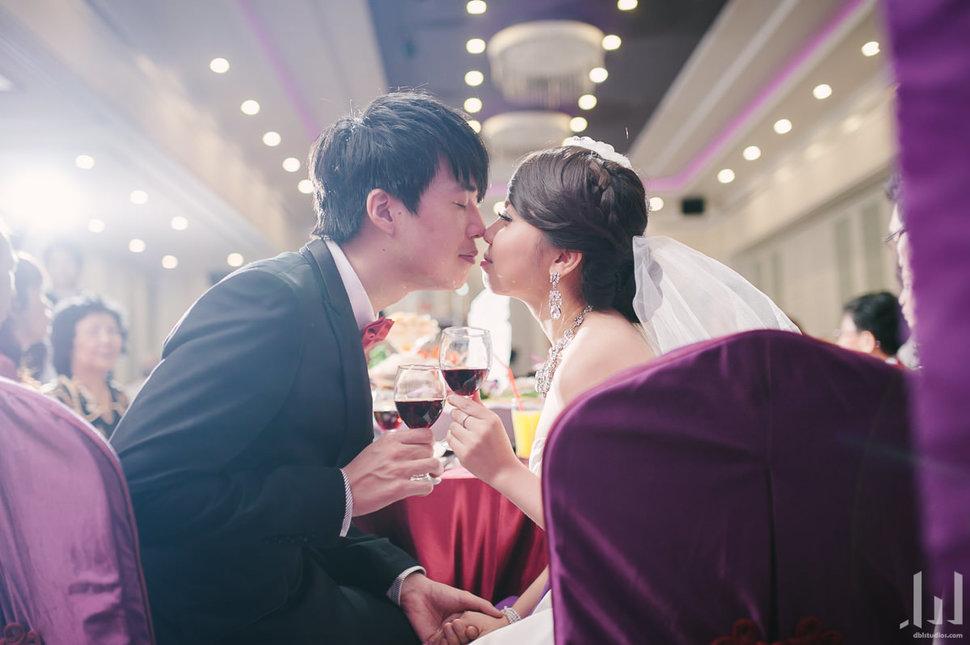 桃園婚攝  詠臻&培庭 婚禮攝影@綠光花園(編號:431145) - 達布流影像 DBL Studios - 結婚吧