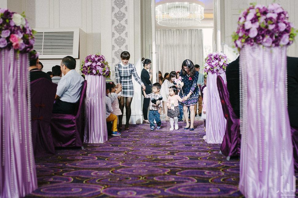 桃園婚攝  詠臻&培庭 婚禮攝影@綠光花園(編號:431147) - 達布流影像 DBL Studios - 結婚吧