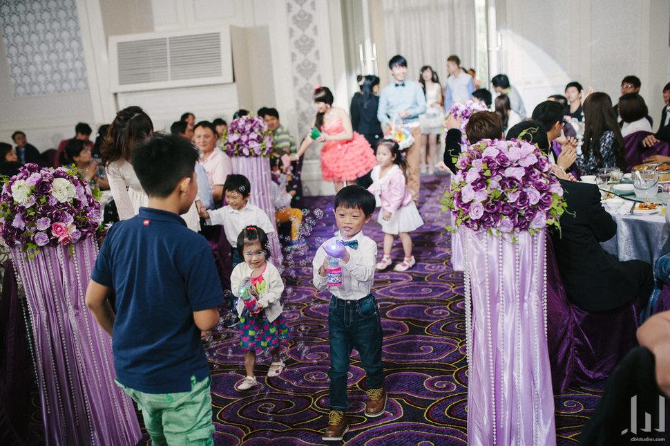 桃園婚攝  詠臻&培庭 婚禮攝影@綠光花園(編號:431148) - 達布流影像 DBL Studios - 結婚吧