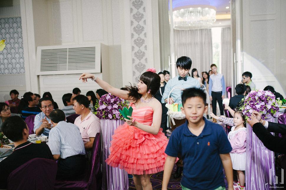 桃園婚攝  詠臻&培庭 婚禮攝影@綠光花園(編號:431150) - 達布流影像 DBL Studios - 結婚吧