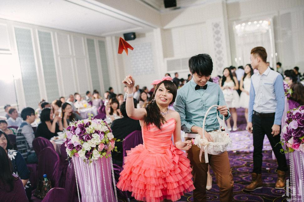 桃園婚攝  詠臻&培庭 婚禮攝影@綠光花園(編號:431152) - 達布流影像 DBL Studios - 結婚吧