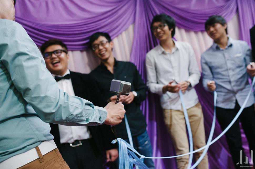 桃園婚攝  詠臻&培庭 婚禮攝影@綠光花園(編號:431153) - 達布流影像 DBL Studios - 結婚吧
