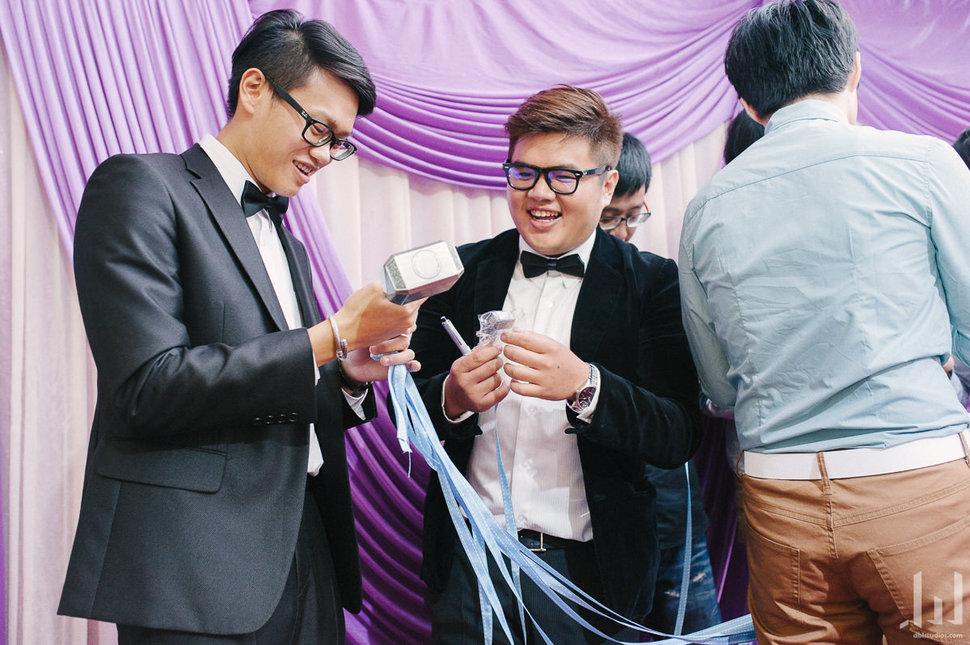桃園婚攝  詠臻&培庭 婚禮攝影@綠光花園(編號:431155) - 達布流影像 DBL Studios - 結婚吧
