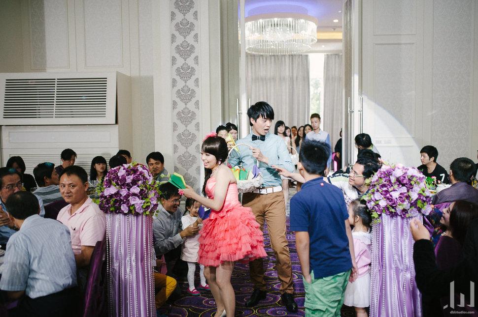 桃園婚攝  詠臻&培庭 婚禮攝影@綠光花園(編號:431159) - 達布流影像 DBL Studios - 結婚吧