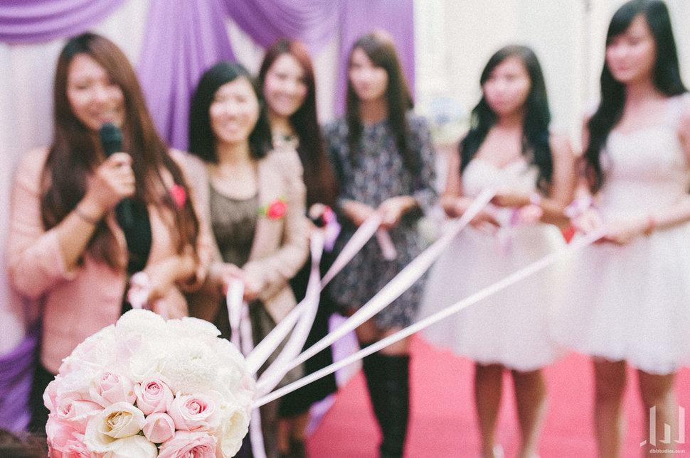 桃園婚攝  詠臻&培庭 婚禮攝影@綠光花園(編號:431160) - 達布流影像 DBL Studios - 結婚吧