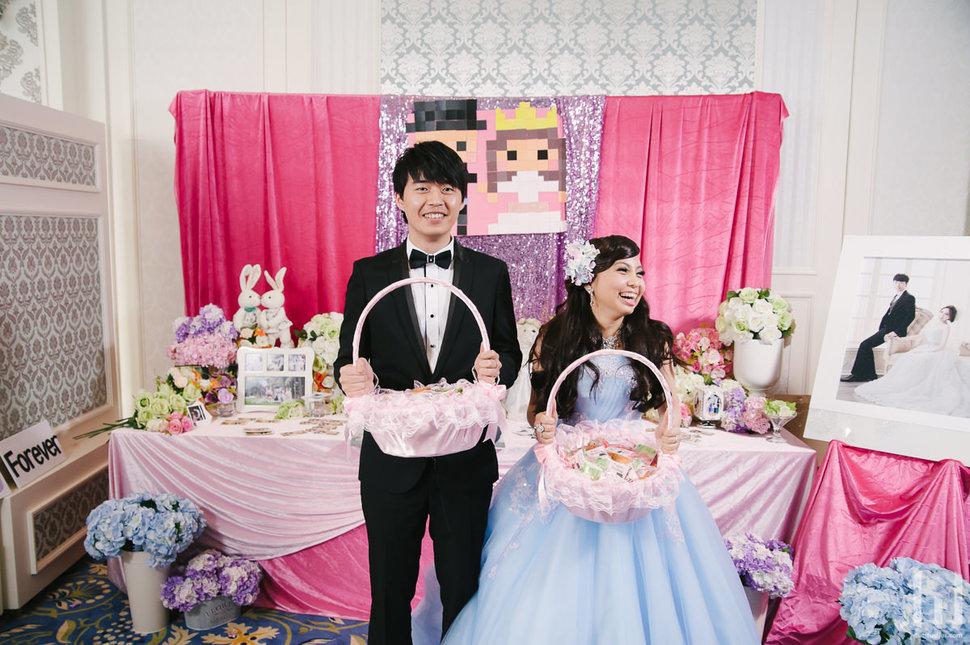 桃園婚攝  詠臻&培庭 婚禮攝影@綠光花園(編號:431164) - 達布流影像 DBL Studios - 結婚吧