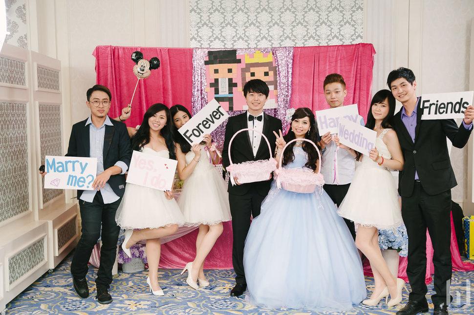 桃園婚攝  詠臻&培庭 婚禮攝影@綠光花園(編號:431165) - 達布流影像 DBL Studios - 結婚吧一站式婚禮服務平台