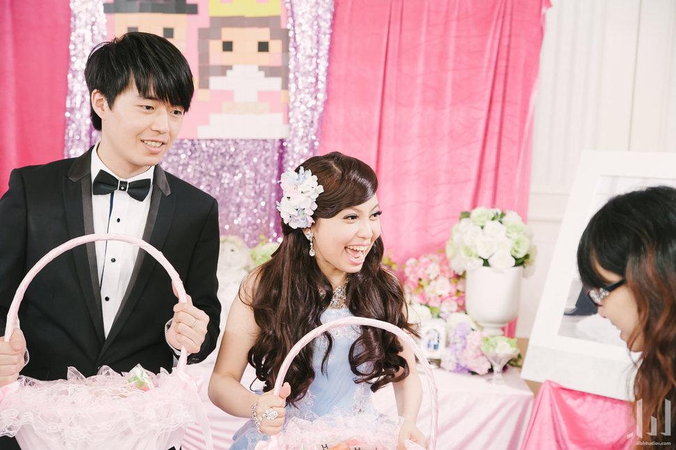 桃園婚攝  詠臻&培庭 婚禮攝影@綠光花園(編號:431166) - 達布流影像 DBL Studios - 結婚吧
