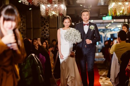 台北婚攝 建安&明宜 婚禮攝影@台北彭園