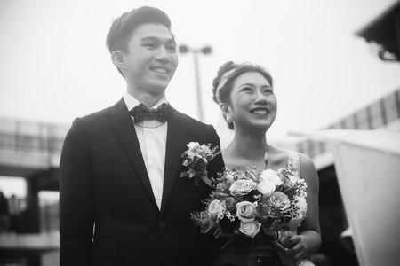 桃園婚攝 勝洋&映庭 婚禮攝影@八德彭園