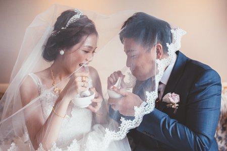 桃園婚攝 誌維&佳如 婚禮攝影@鴻禧山莊明園