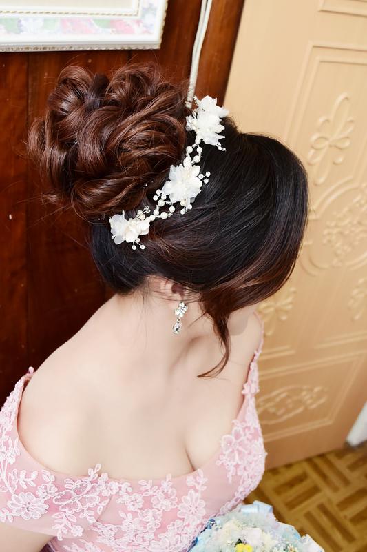 (編號:185723) - 全台新祕 銘鴻 Hong stylist《結婚吧》