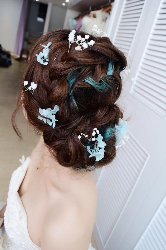 (編號:185754) - 全台新祕 銘鴻 Hong stylist《結婚吧》