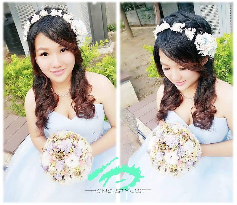 (編號:185838) - 全台新祕 銘鴻 Hong stylist《結婚吧》
