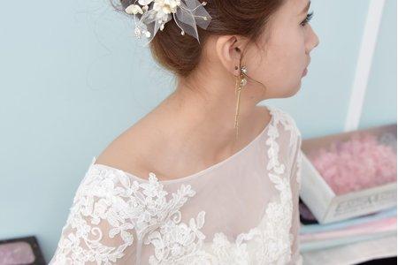 新秘韓風婚禮造型