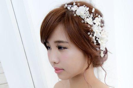 韓風婚禮造型