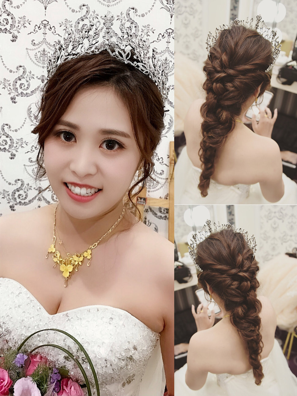 143598D4-D34A-4ED4-BE8F-B676067AEF48 - 全台新祕 銘鴻 Hong stylist《結婚吧》