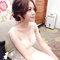 ~NEW~優雅浪漫低盤髮9/3彩綉(編號:185943)