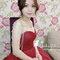 ~NEW~優雅浪漫低盤髮9/3彩綉(編號:185947)