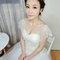 2016韓式新娘低盤髮(編號:187334)