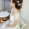 2016韓式新娘低盤髮(編號:187335)