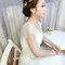 2016韓式新娘低盤髮(編號:187336)
