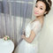 2016韓式新娘低盤髮(編號:187339)