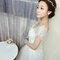 2016韓式新娘低盤髮(編號:187340)