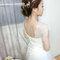 2016韓式新娘低盤髮(編號:187341)
