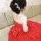 浪漫蓬鬆盤髮+甜美公主風3/20訢月宴客(編號:187429)