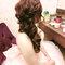 短髮變身花荷包+編髮公主3/24珮珮文定(編號:188033)