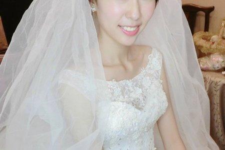 甜美俏公主華麗澎紗5/22鈺旻