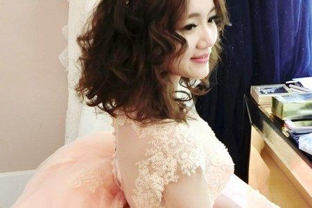 短髮俏公主4/3玉樺
