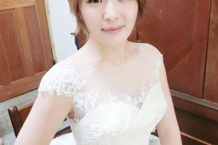 甜美浪漫風12/5怡文結婚