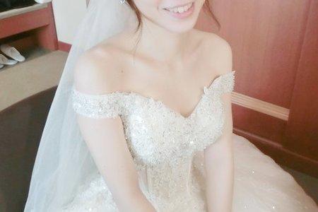 歐式王妃+俏麗公主+優雅名媛風-愉茵