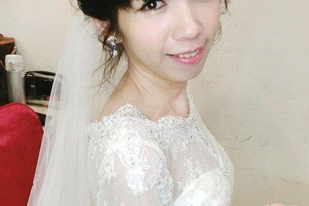 日系娃娃公主風2/21玉華結婚
