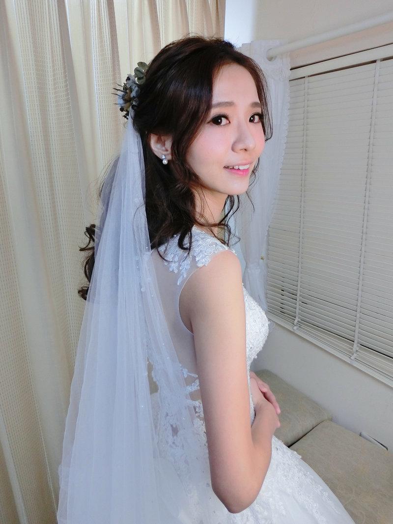 戶外婚禮仙女造型