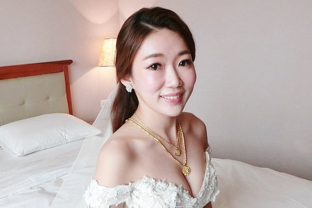 經典公主頭+浪漫大波浪
