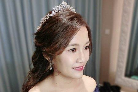 浪漫甜美公主風