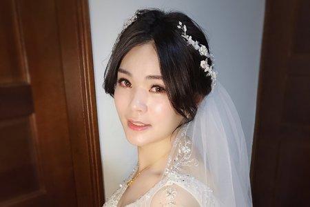 甜美混血妝10/17均儒