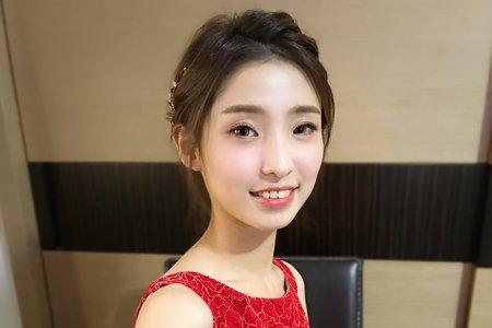 ~NEW~好媳婦低盤髮+甜美公主風11/17凱萍