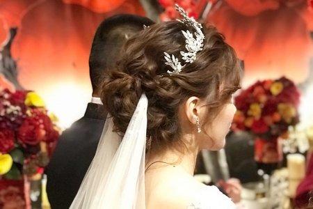 ~NEW~浪漫公主辮森林系公主頭11/28佩珊